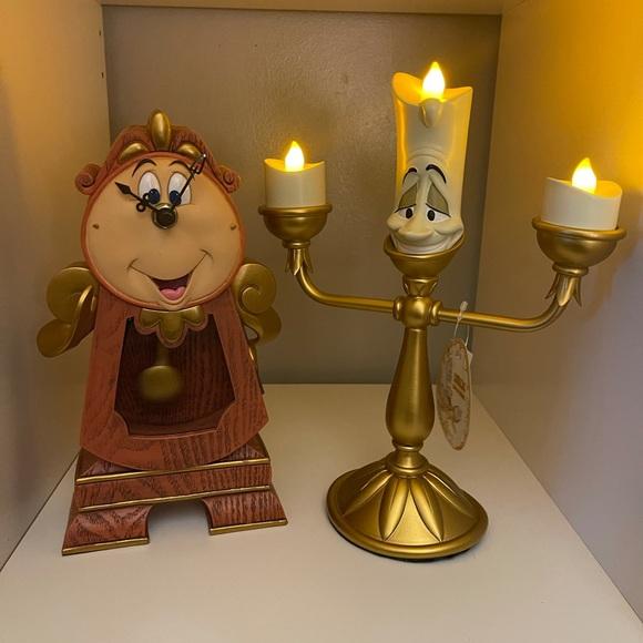 Disney Accessories - Disney Beauty & the beast decor